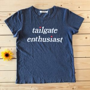 Junk Food Clothing Tailgate Enthusiast NEW